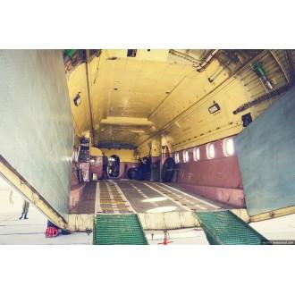 Аренда грузового самолета Антонов Ан 12