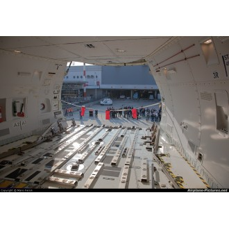 Аренда грузового самолета Boeing 747