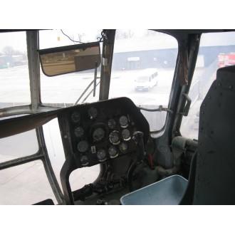 Аренда грузового самолета Mil Mi-8