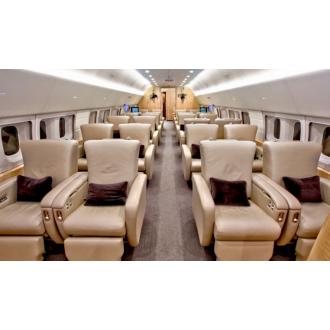 Аренда частного самолета Boeing Business Jet (BBJ)