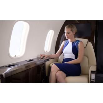 Аренда частного самолета Bombardier Challenger 350