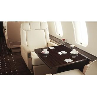 Аренда частного самолета Bombardier Challenger 605