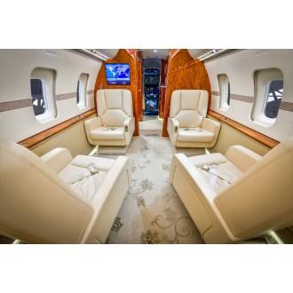 фото самолета Bombardier Challenger 605