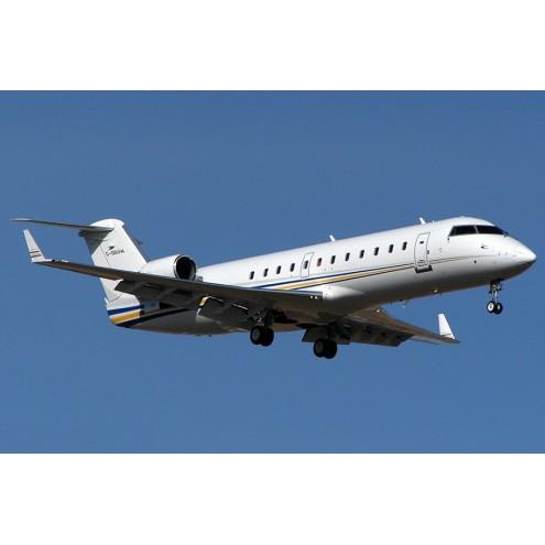 фото самолета Bombardier Challenger 850