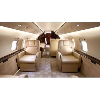 Аренда частного самолета Bombardier Challenger 850