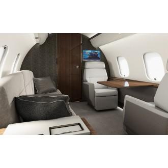 Аренда частного самолета Bombardier Global 5000