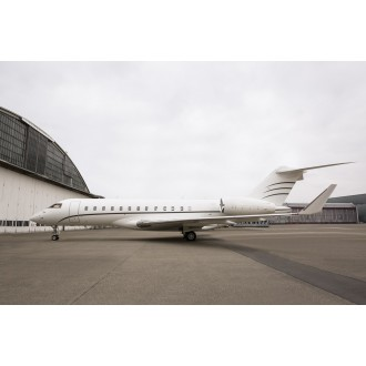 Аренда частного самолета Bombardier Global Express