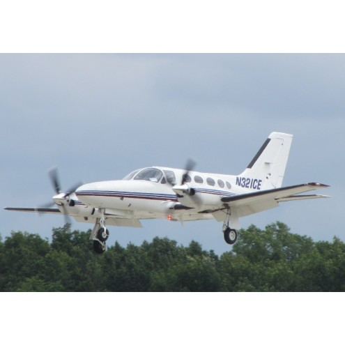 Аренда частного самолета Cessna 421 Golden Eagle