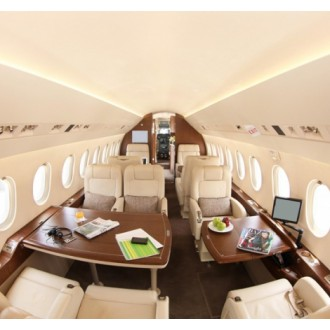 Аренда частного самолета Dassault Falcon 2000 LX