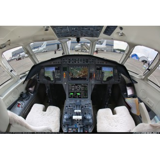 Аренда частного самолета Dassault Falcon 2000
