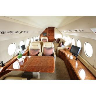 Аренда частного самолета Dassault Falcon 900 EX