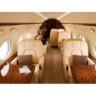 Аренда частного самолета Gulfstream G450