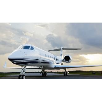 Аренда частного самолета Gulfstream G550