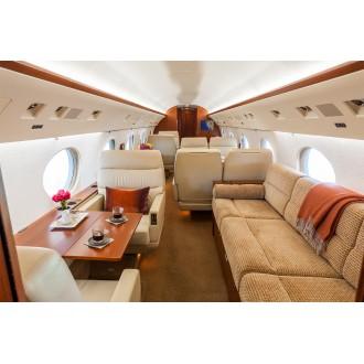 Аренда частного самолета Gulfstream GIV