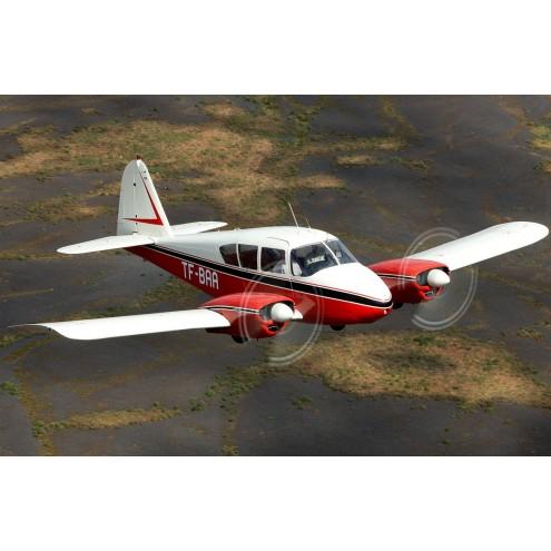 Аренда частного самолета Piper Aztec