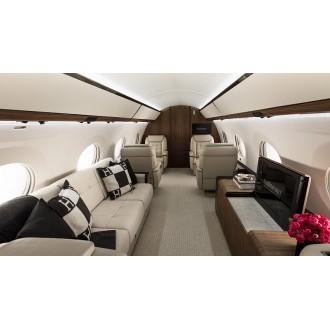 фото самолета Gulfstream G650