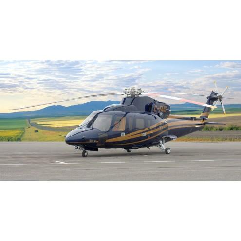 Аренда частного вертолета Sikorsky S-76