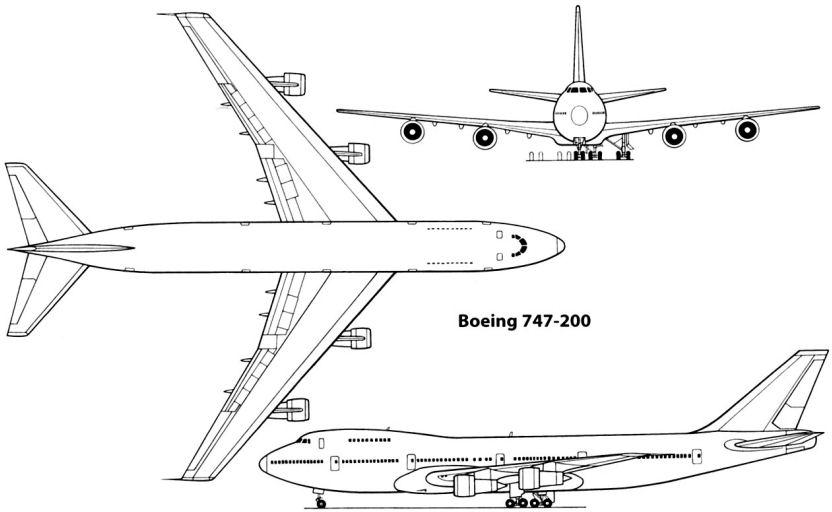 фото Boeing 747-200F