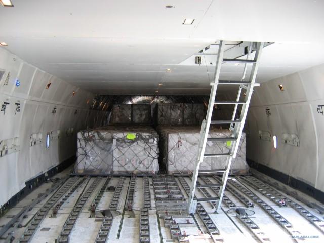 авиаперевозка грузов Boeing 747-200F