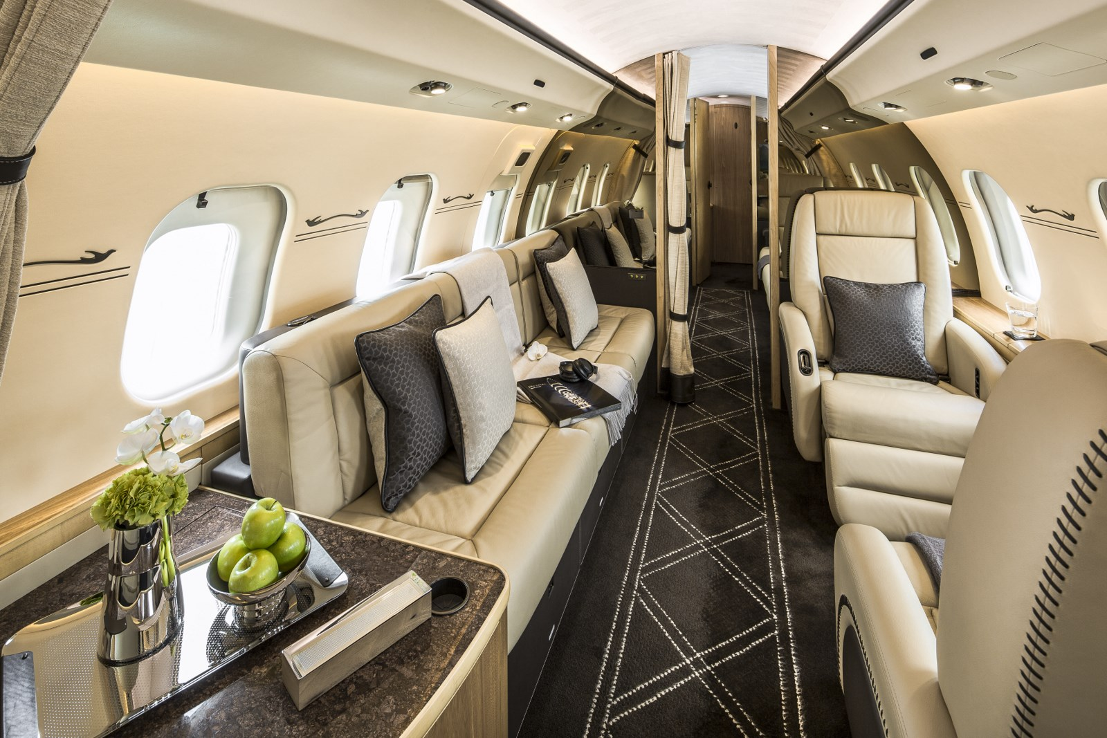 фото Bombardier Global Express
