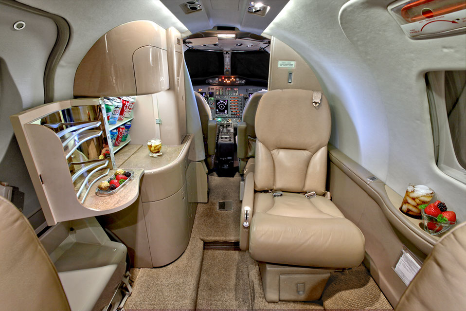 самолет Cessna Citation Bravo