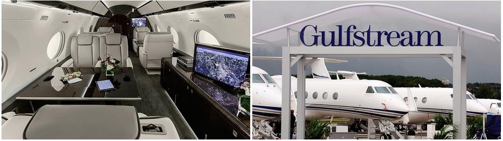 аренда Gulfstream G650