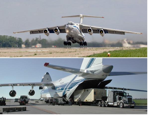 грузовые самолеты в Казахстане