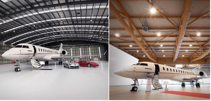 самолеты для бизнес чартеров