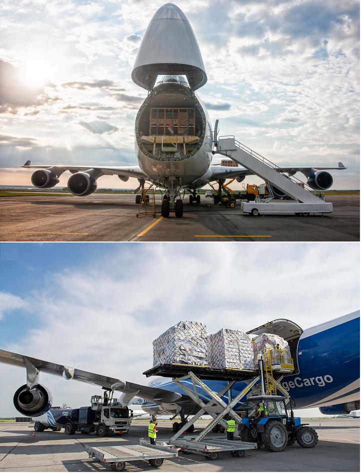 авиационная перевозка грузов