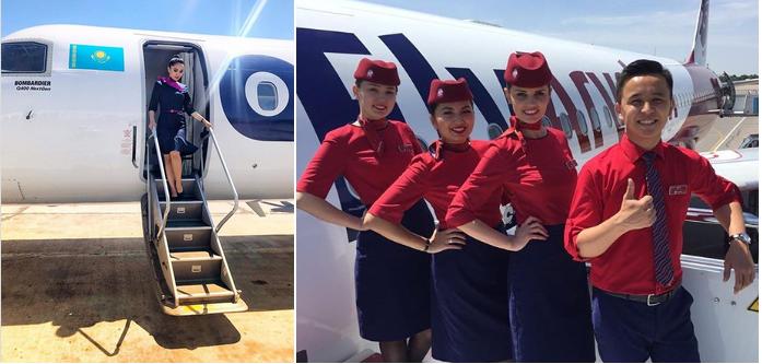 пилоты частных самолетов в Казахстане