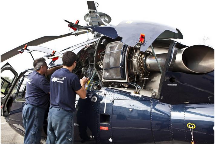 пилоты вертолетов