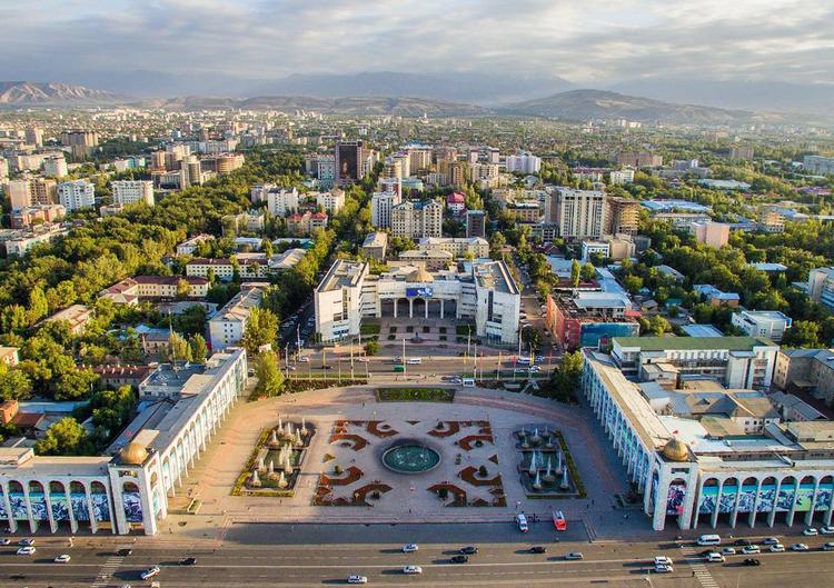 аренда частного самолета в Киргизии
