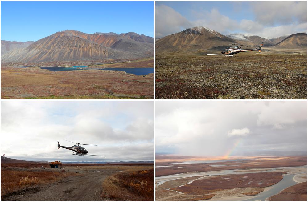 аренда самолетов для геологической воздушной разведки и аэрогеофизических исследований